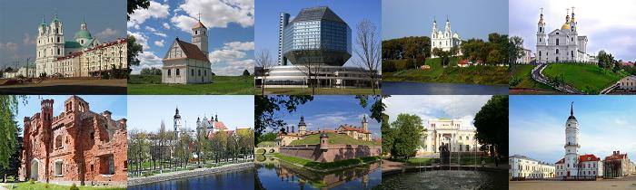 Где побывать в Республике Беларусь