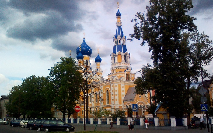 Brest city of Belarus Sights and Attractions of Brest Travel and