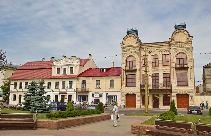 Grodno - city of Belarus. Sights and Attractions of Grodno ...