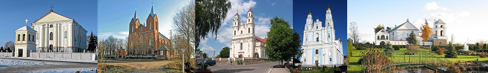 Hlybokaye district of Belarus