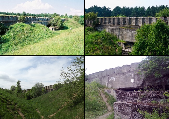 Fort of Grodno fortress №2